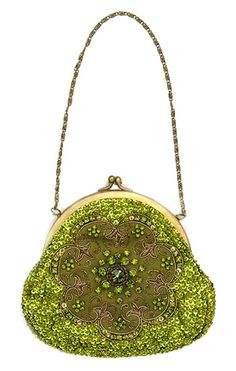 beaded purse - this one's not vintage, but it certainly is lovely!