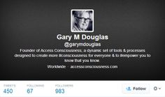 #garydouglas Be inspired on the post by Gary Douglas on his Twitter Account. Visit his account for more new updates.