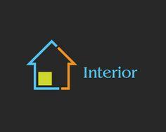 Interior Logo design - Minimal and corporate logo design. Great for interior design, real estate, realty, decorator, furniture shop, home builders, architecture studio and much more...