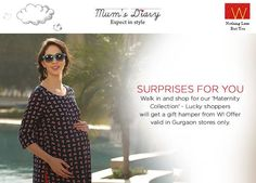 #ExpectInStyle  Walk into the nearest #Wstore now and stand a chance to win #maternity hamper from us