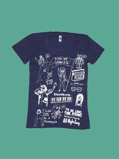 And We Danced T-Shirt