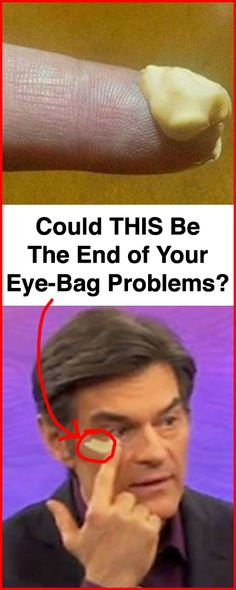 Click here to discover how to easily get rid of your eyebags- fast!