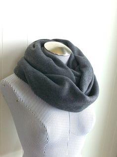 fleece infinity scarf