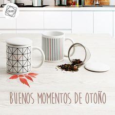 ¡Comienza el otoño! Un café, un momento especial, y buena compañía. ¿Se te ocurre un plan mejor?