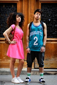 hip-hop on easy fashion