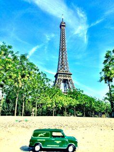 Eiffel Tower, Paris  #WeeEwen  #McEwens