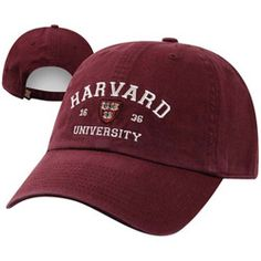 Jason's Harvard baseball cap (Chapter 5)