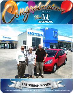 Visit Patterson Honda To Find Your Ideal New Or Used Car Our Dealership Offers Auto S Financing Service And Parts