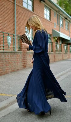 casual glamorous: Pleated Perfection