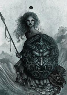 andrea-the-great:  Shield by aeryael