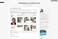 TRANSMEDIA & STORYTELLING: http://doromartin.posterous.com/