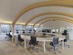 shigeru ban tamedia office building designboom