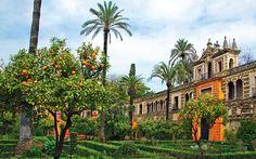 Alcazar Palace, Sevilla, Spain