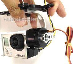 Beholder lite GoPro Brushless Gimbal RTG for DJI phantom etc DJI Phantom Vision  #dji #phantomvision #quadcopter