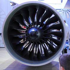 Pratt & Whitney PW1000G is a high-bypass geared turbofan engine