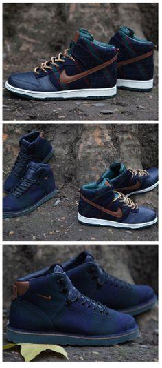 Fox Brothers x Nike: Air Magma 2012 & Dunk