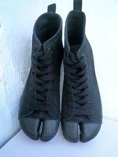 MAISON MARTIN MARGIELA Black Tabi sneakers Size IT 36 EU 36,5