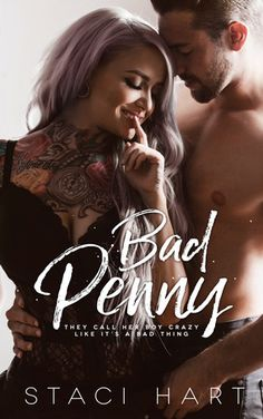 Bad Penny isn't the type of romance I usually go for because the heroine is much bolder and more uninhibited than those I typically gravitate towards. Perhaps it's my southern upbringing, but I unconsciously tend to choose heroines that are excessively well-mannered, slightly demure and less overtly sexual. I've recently made an effort to read