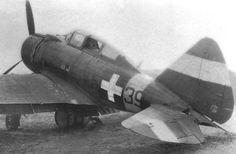 MÁVAG Héja - 2 (Hawk) was a Hungarian fighter aircraft