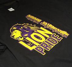 Be proud to wear your school pride!