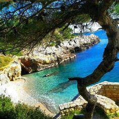 the 12 most beautiful spots in croatia resor resm l och utforska. Black Bedroom Furniture Sets. Home Design Ideas
