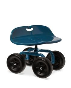 Gardening Seat   Gardening Chair   Low Rider Swivel Scoot