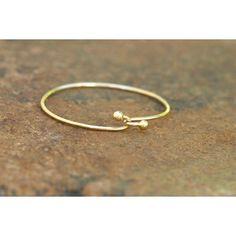 18kt. Yellow Gold Blessed Bracelet. $2,200.00