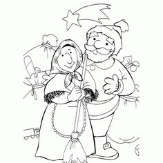 Switzerland coloring pages for kids children of other for La befana coloring page