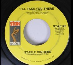 """staple lsingers """"ill take you there"""""""