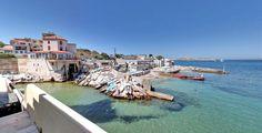 Visite guidée dans l'anse de Malmousque et son petit port   Made In Marseille
