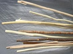 Great How To Make Unique Walking And Hiking Sticks