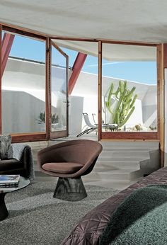 Hotel Lautner | Luxury Units | John Lautner