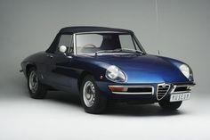 1970 Alfa Romeo 1750 Spider Veloce