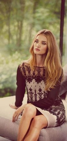 Official 100 Sexiest Women by FHM Rosie Huntington-Whiteley