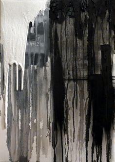 Life & Grief - Oil & Asbestos  www.vasilisangelopoulos.com