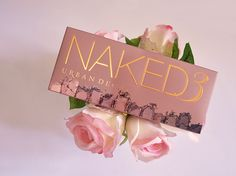 And it's all thanks to the latest addition to my makeup family, the Naked 3 Palette by Urban Decay. Photography Tips, Product Photography, Urban Decay Makeup, Makeup Collection, Eyeshadow Palette, Swatch, Naked, About Me Blog, Place Card Holders