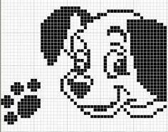 Anna Crochet Hungari added a new photo — in Budapest, Hungary. Disney Cross Stitch Patterns, Cross Stitch For Kids, Cross Stitch Borders, Cross Stitching, Pixel Crochet, Crochet Ripple, Baby Hats Knitting, Knitting Charts, Fair Isle Chart