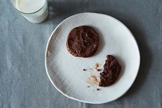 Pierre Hermé & Dorie Greenspan's World Peace Cookies. Recipe here: http://f52.co/19houdZ #Food52