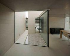 lightwell--Igualada N1, Jaime Prous Architects