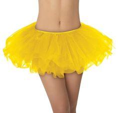 Yellow Tutu - Party City