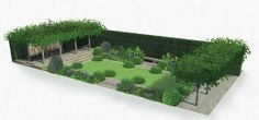 Chelsea Flower Show 2014: designs for the show gardens - Telegraph