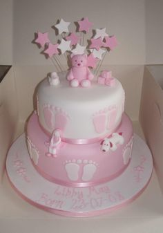Google Image Result for http://dawnchorus.co.uk/abigsliceofcake/Images/ThumbNails/Pink%20Christening%20cake.jpg
