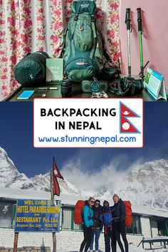 Read our ultimate guide about Backpacking in Nepal.