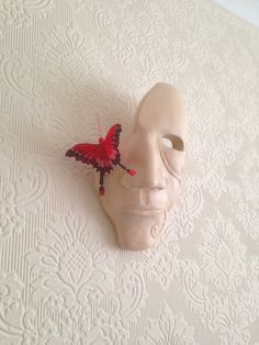 The butterfly mask 1. Follow me at www.cutmarks.co.uk