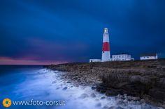 Portland Bill Lighthouse - Dorset, United Kingdom,