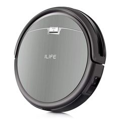 ILIFE Robotic Vacuum Cleaner with Powerful Suction, Self-Charging, Super Quiet Design, Remote Control Cleaning Robot for Thin Carpet and Hard Floor Home Design, Carpet Cleaner Vacuum, Vacuum Cleaners, Microfiber Cleaner, Vacuum Reviews, Best Vacuum, Canister Vacuum, Carpet Trends, Shopping