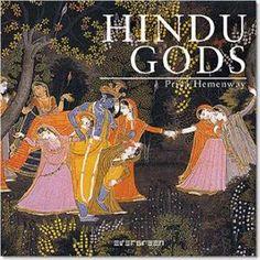 Little Book Of Hindu Gods af Priya Hemenway (Bog) - køb hos SAXO.com