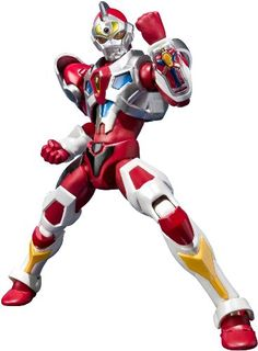 Bandai Tamashii Nations Ultra-Act Series: Gridman Action Figure Bandai Japan Tamashii Nations/Tsuburaya Productions http://www.amazon.com/dp/B0089I3AO8/ref=cm_sw_r_pi_dp_TGc2ub0ZZW7CA