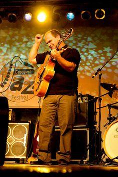 Nelson Faria no Cascavel Jazz Festival