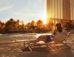 We're absolutely thrilled to announce that we're working with Las Vegas' true destination resort, Mandalay Bay Resort and Casino to enhance the lifestyle of Resortists!